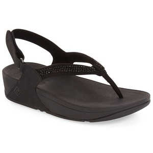 Crystal swirl slingback sandal, SGD 116.58 from Fitflop