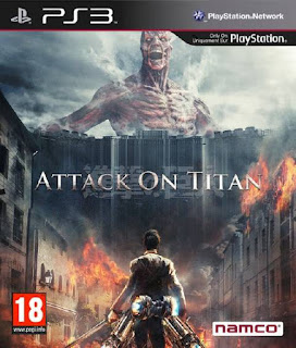 Attack on Titan Wings of Freedom PS3 free download full version