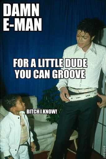 Michael Jackson Emmanuel Lewis Meme