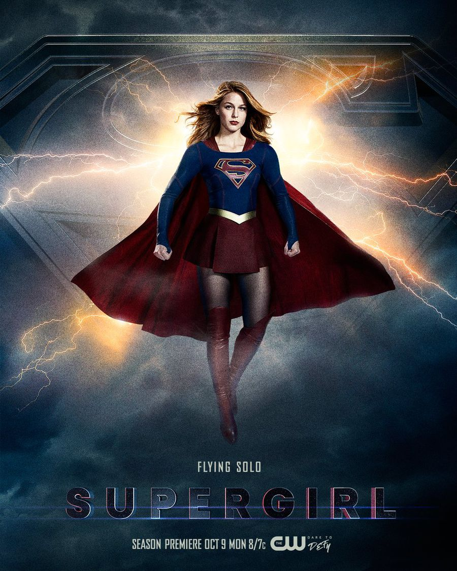 Supergirl 2017: Season 3 - Full (1/NA)