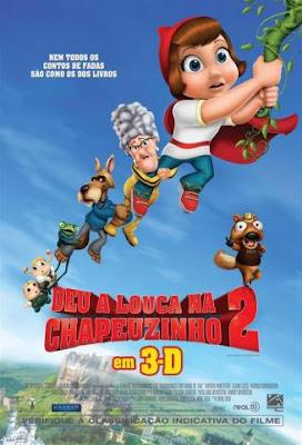 Assistir Deu a louca na Chapeuzinho 2 Dublado Online HD