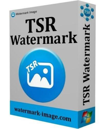 TSR Watermark Image Pro 3.5.8.3 poster box cover