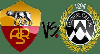 موعد مباراة روما ضد أودينيزي في الدوري الإيطالي والقنوات الناقلة لها