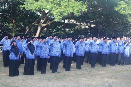 Bupati Pimpin Upacara Hari Kesadaran Nasional di  Wajo hari ini