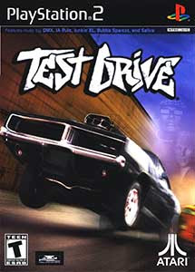 Test Drive Overdrive PS2 ISO (Ntsc-Pal) (Español/Multi) MG