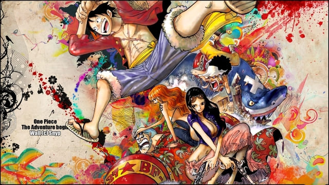 One Piece Manga 984