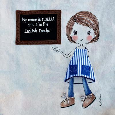 Bolsos personalizados maestras