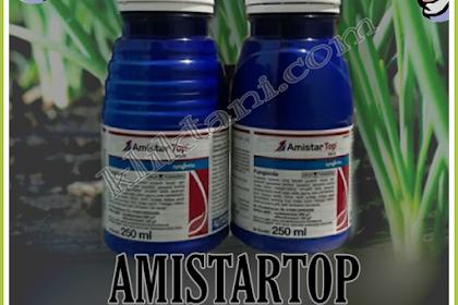 Keistimewaan dan Fungsi Fungisida AMISTARTOP 325  SC Bagi Tanaman