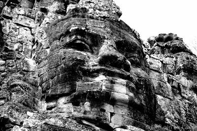 Bayon - Angkor Thom - Cambodge