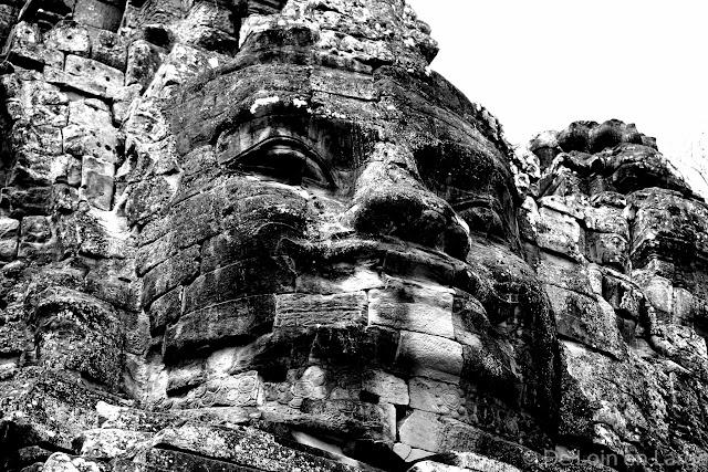 Porte de la Victoire - Angkor Thom - Cambodge
