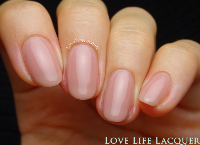 Pink Gellac Vintage Nude Swatch Uncovered1