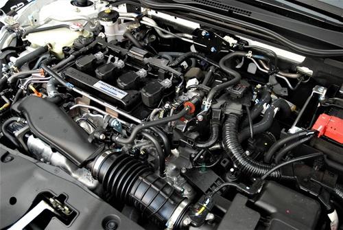 Performa Harga Honda Civic Turbo