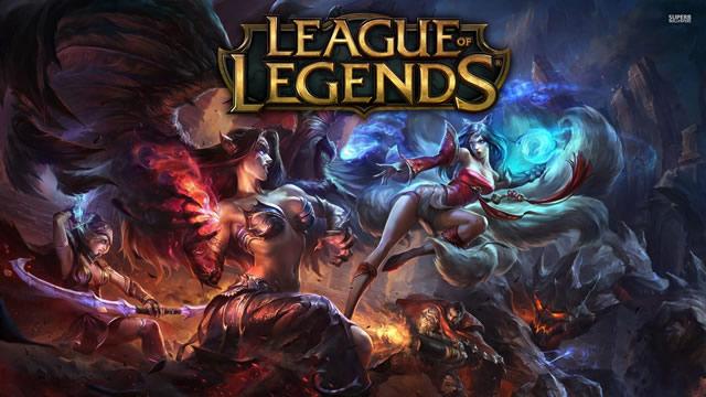 league of legends Best free games