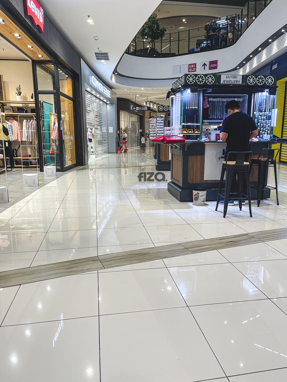 Shopping @AEON Nilai