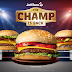 Jollibee: The CHAMP is Back!!