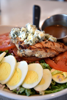 Yummy Chicken Salad with all the Fixins'
