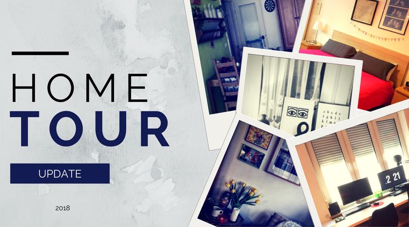 Home tour  della casa (update)
