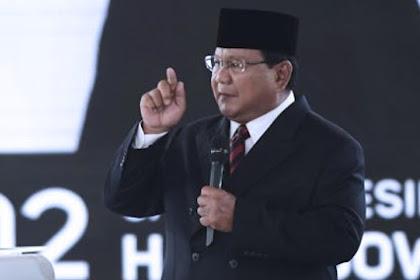 Dalam Debat,  Prabowo Cerita Bung Karno Bangun Angkatan Perang Terkuat di ASEAN