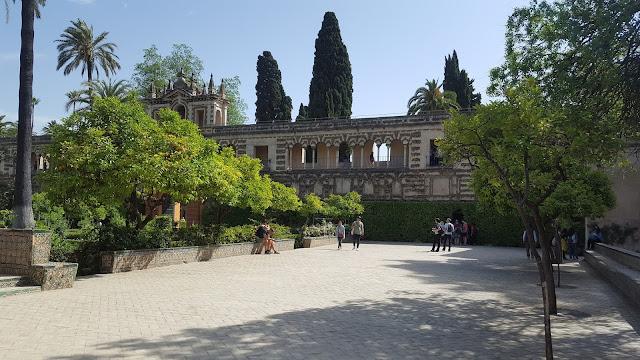 Reales Alcázares y jardines, Sevilla, Andalucía, España, Elisa N, Blog de Viajes, Lifestyle, Travel