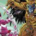 Reveladas as capas dos livros de Power Rangers