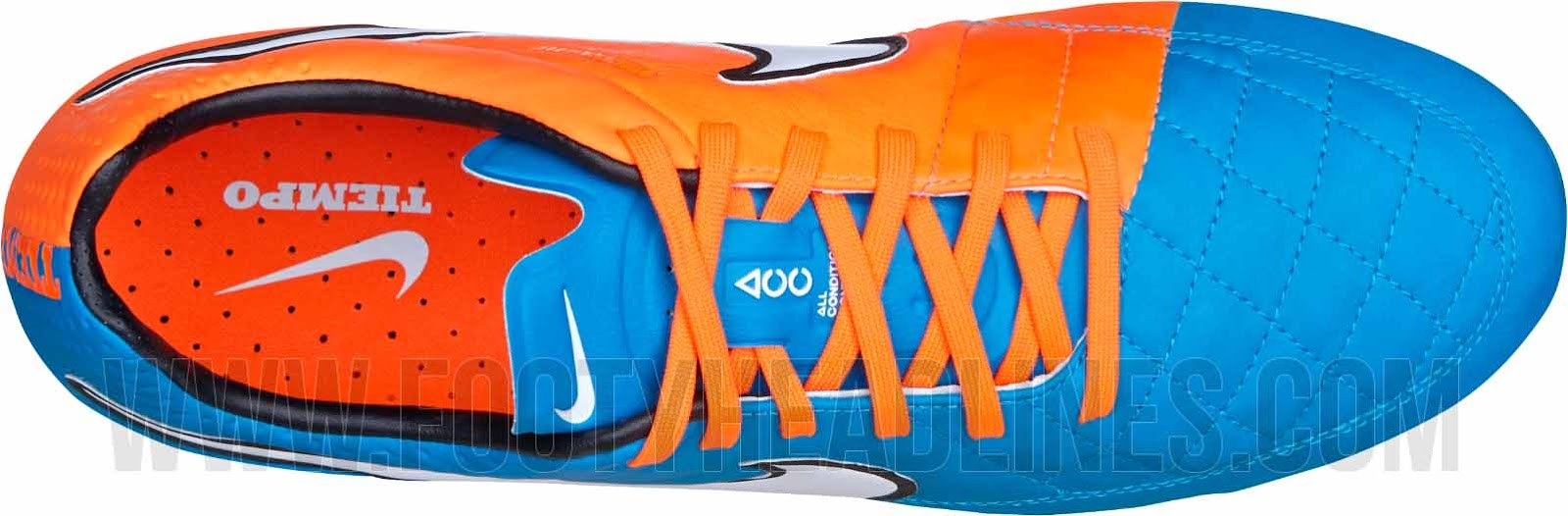 best cheap 7e3e8 5b461 nike tiempo legend blue and orange on sale > OFF42% Discounts