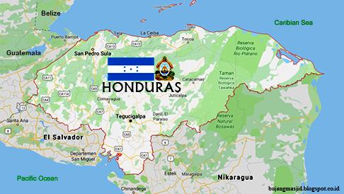 Geliat Dakwah Islam di Honduras