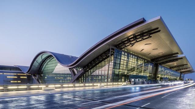 1. Bandara Internasional Hamad (DOH)