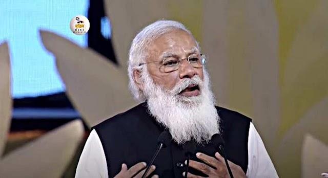 બાંગ્લાદેશ ની  આઝાદી  માટે  મે  ધરપકડ આપી હતી,  જીવનનું પ્રથમ આંદોલન હતું: PM નરેન્દ્ર  મોદી