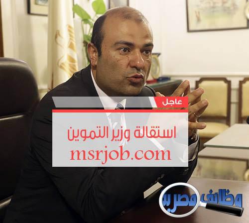 استقالة ,وزير التموين ,خالد حنفى ,اليوم ,الخميس ,25 ,اغسطس ,2016 ,الحكومة ,قبول الاستقالة ,وظائف مصرية