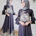 15+ Contoh Model Baju Lebaran 2017 (Muslim & Batik)
