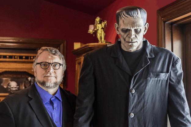 El director Guillermo Del Toro quiere hacer una TRILOGÍA de FRANKENSTEIN