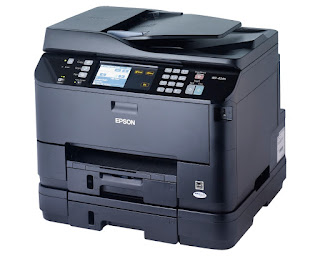 Epson WorkForce Pro WP-4545 DTWF Driver Download
