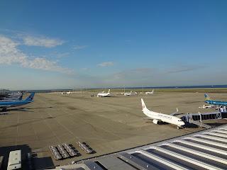 中部国際空港(セントレアエアポート)のスカイデッキ