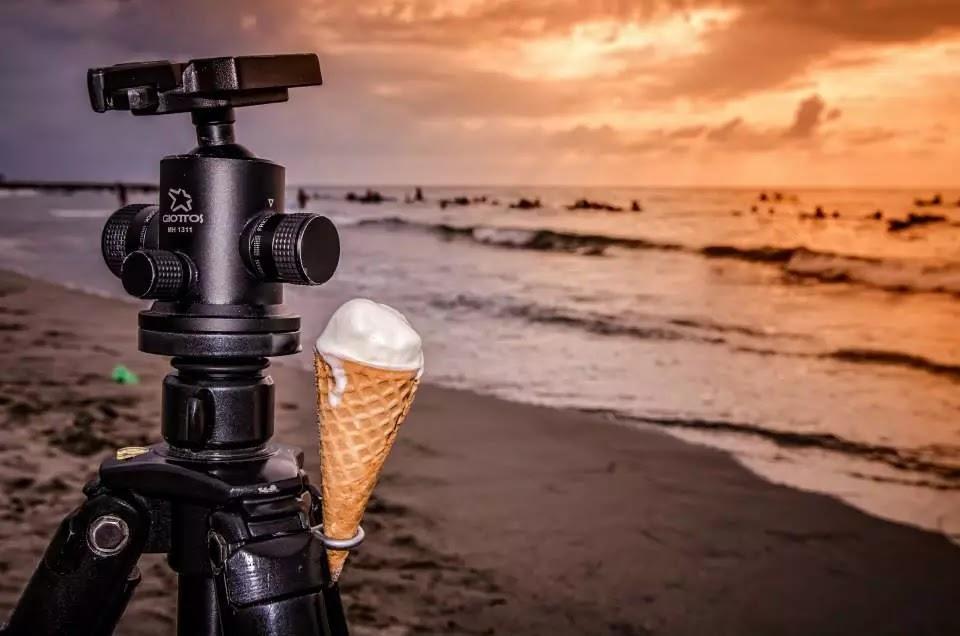 Coastal La Union Ice Cream Meltdown