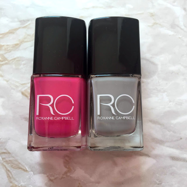 A New Nail Polish Brand - Roxanne Campbell