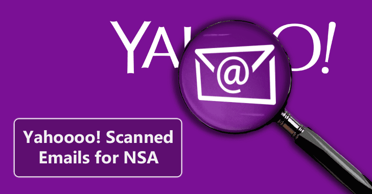 Yahoo Built a Secret Tool to Scan Your Email Content for US Spy Agency