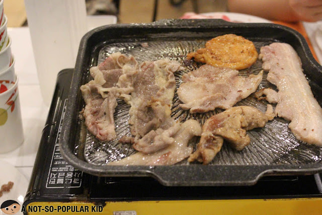 Korean Manor Buffet - Unlimited Samgyupsal and Shabu-Shabu in Baguio