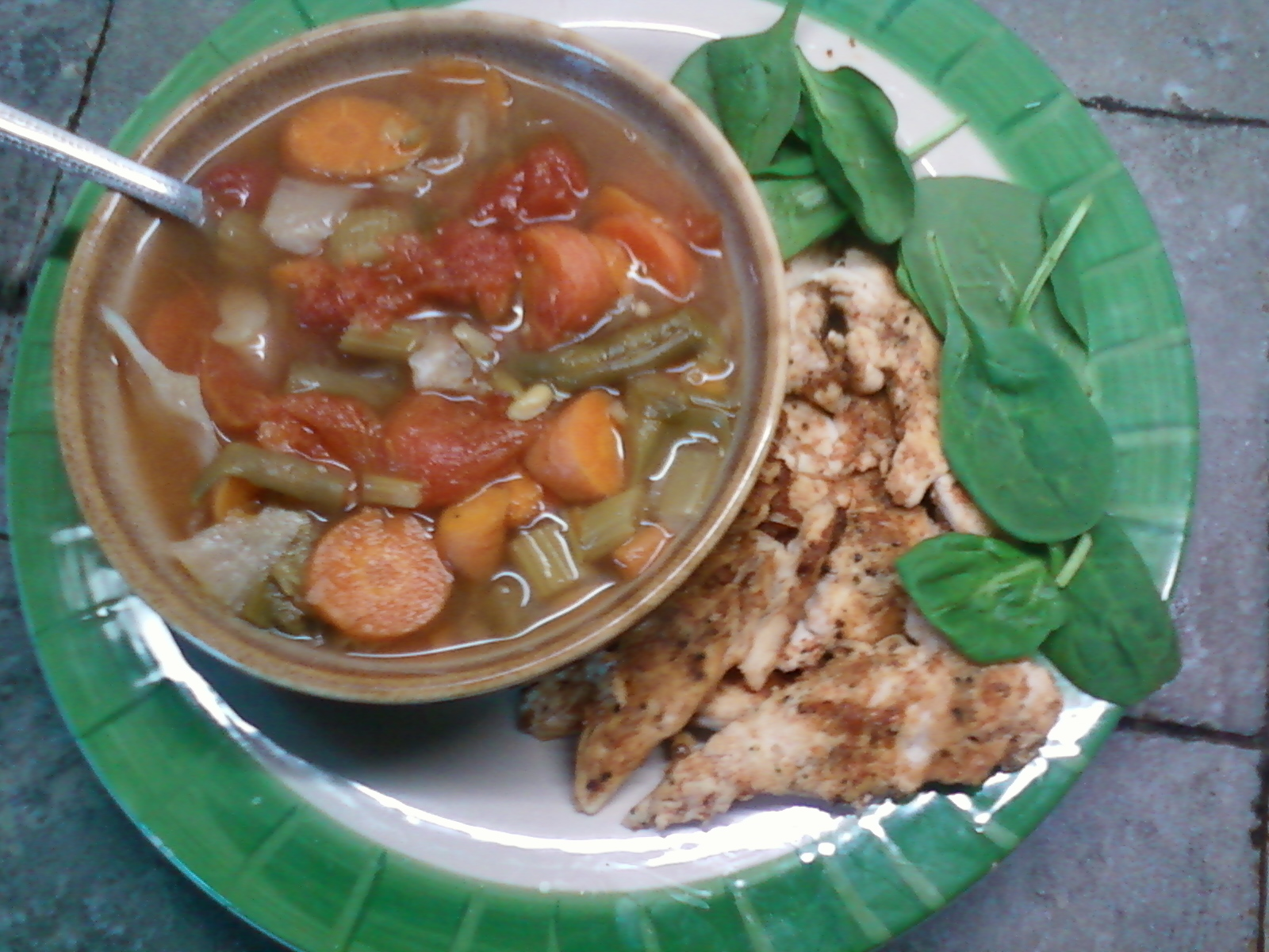 Sacred heart 7 day soup diet