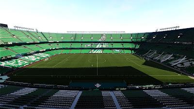 PES 2021 Stadium Benito Villamarín