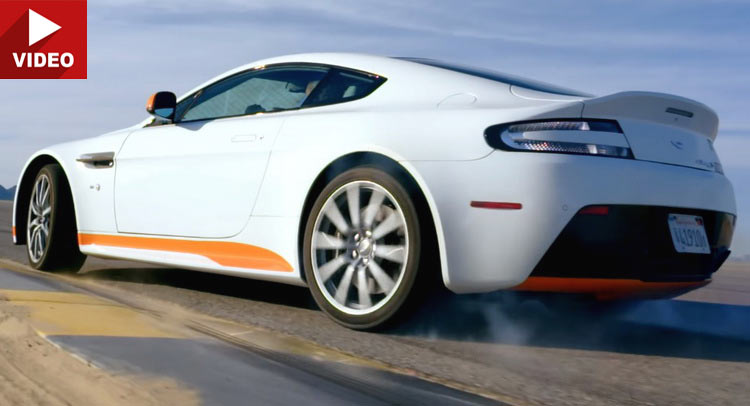 Yep, New Aston Martin V12 Vantage S Is One Of The All-Time Greats