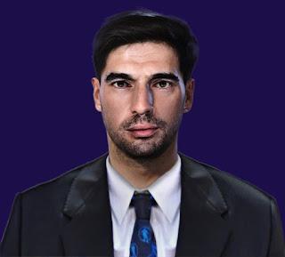 PES 2021 Faces Abel Ferreira by Lucas