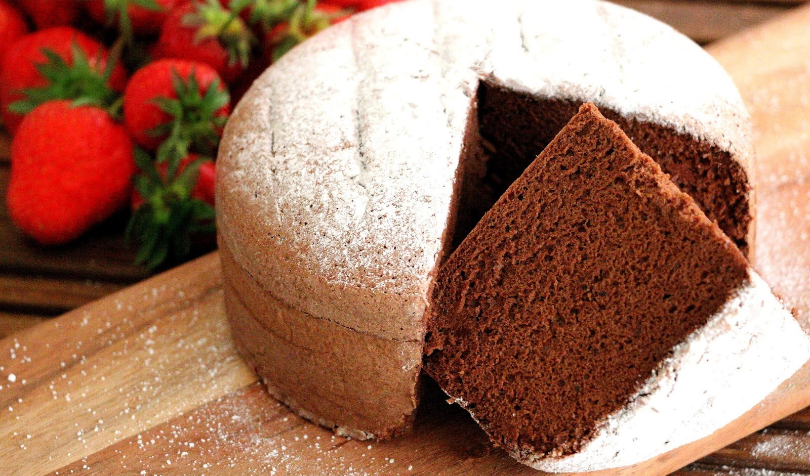 Josephine S Recipes Super Soft And Light Chocolate Sponge Cake Recipe