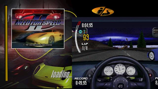Nostalgia 5 Game Seri Need for Speed Di Konsol Game PS1 - Legend Banget!!!