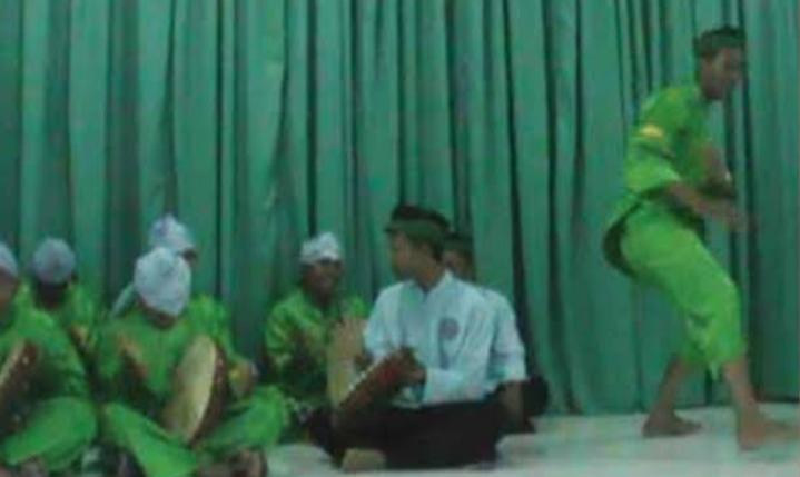 Alat Musik Rudat Khas Banten