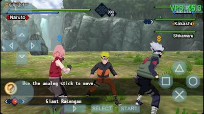 Kumpulan Game PPSSPP ISO CSO Naruto Terbaru - DroidOprek