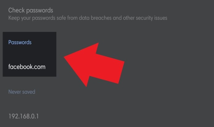 How to View, Edit, Delete, and Export Saved Passwords in Google Chrome 4