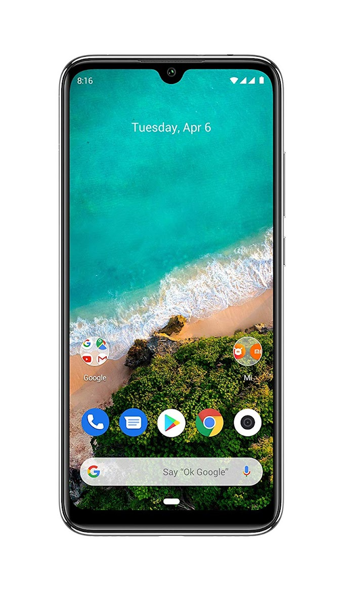 Xiaomi Mi A3 Best Price in Different stores ₹12,999/-