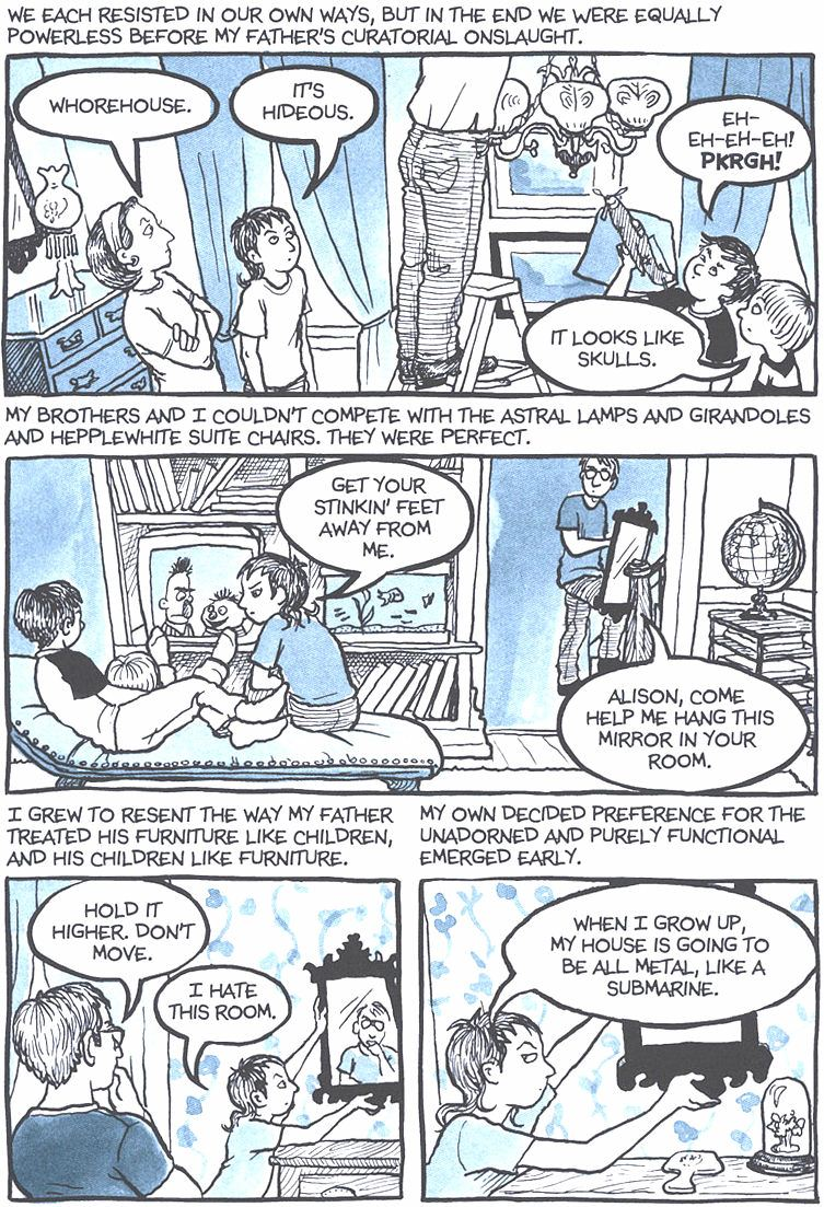 Read Fun Home: A Family Tragicomic - Chapter 1, Page 13