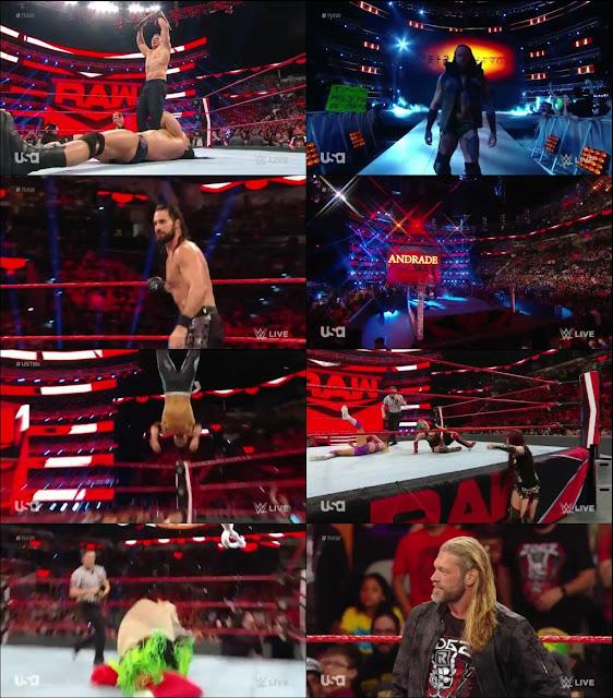 WWE Monday Night Raw 27 January 2020 480 HDTV