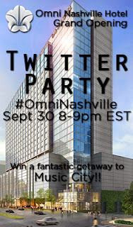 Omni Nashville Hotel Twitter Party